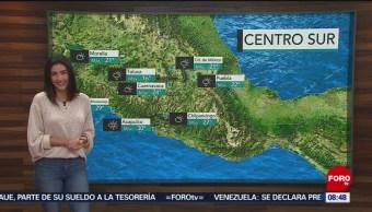 El clima de Sábados de Foro con Daniela Álvarez [12-01-2019]