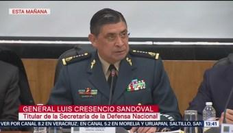 Ejecución de funciones de Guardia Nacional corresponderá a autoridad civil