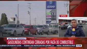 Gobernador de Coahuila dice que ya se reabrió ducto de Cadereyta