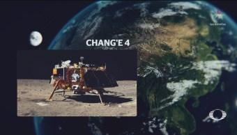 China le muestra al mundo el lado oculto de la Luna