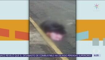 Encuentran cuerpo de hombre dentro de maleta en Iztapalapa