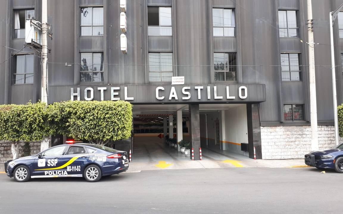 Encuentran a mujer muerta en hotel de Tlalpan