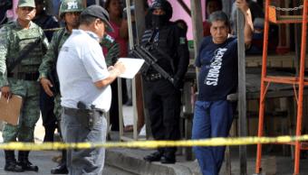 FOTO: Homicidios en México durante 2018 sumaron 28 mil 816/ 2 enero 2019 Acapulco Guerrero