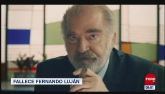 #EspectáculosenExpreso: Fallece el actor Fernando Luján