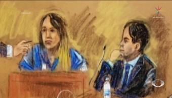 Exdiputada Testifica Admite Relación El Chapo Guzmán