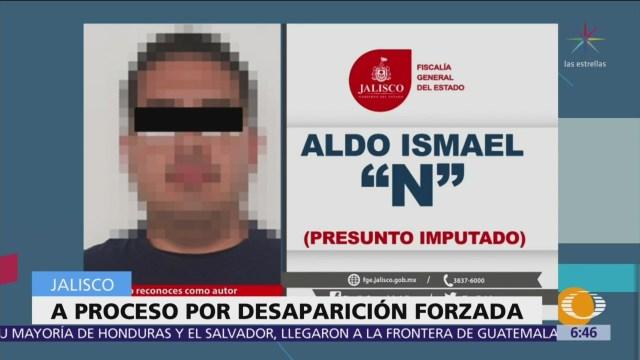 Exdirector de Policía en Jalisco, procesado por desaparición forzada