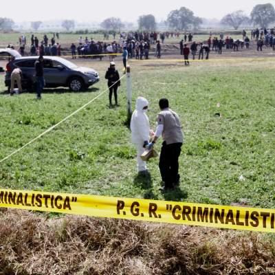 Suman 90 muertos por explosión en ducto de Pemex en Tlahuelilpan, Hidalgo