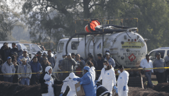 Explosión Tlahuelilpan: Cómo corrieron la voz de la fuga (Noticieros Televisa)