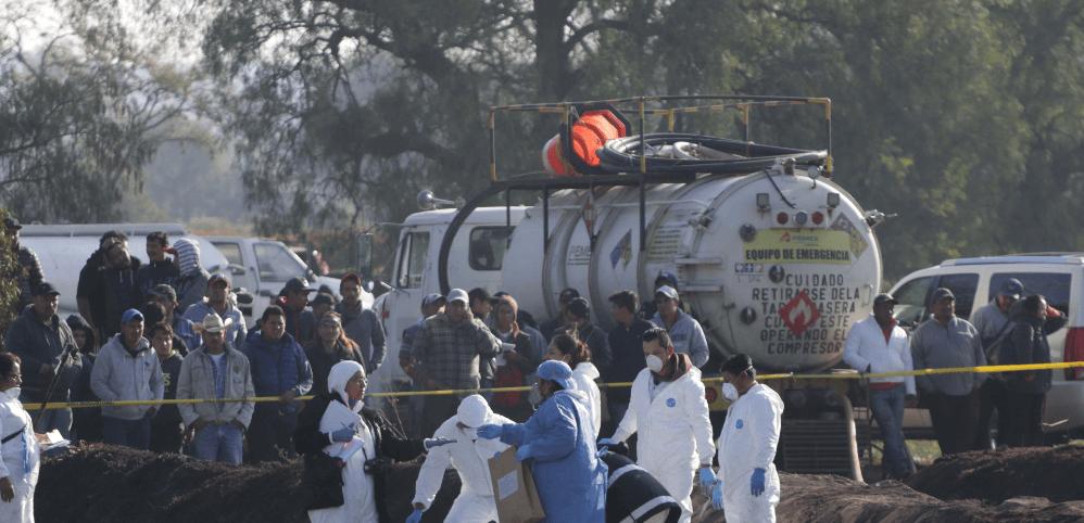 Explosión Tlahuelilpan: Cómo corrieron la voz de la fuga