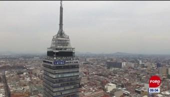 Extra, Extra: Torre Latinoamericana tendrá mirador de cristal