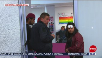 Familiares de pacientes del Hospital Balbuena denuncian irregularidades