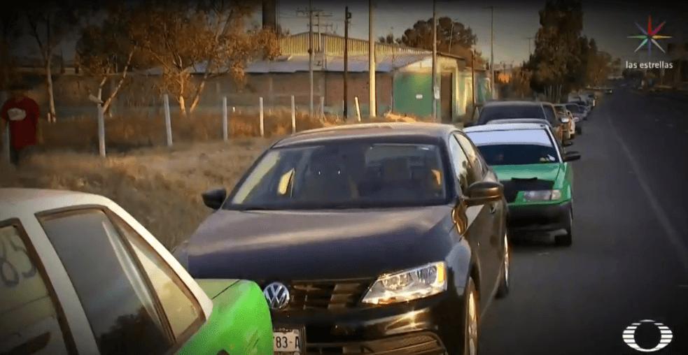 Cargar gasolina en León significa hacer fila 3 días