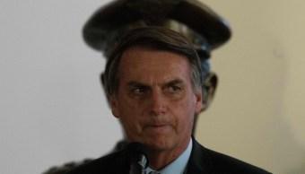 Bolsonaro buscaría una base militar de EEUU en Brasil