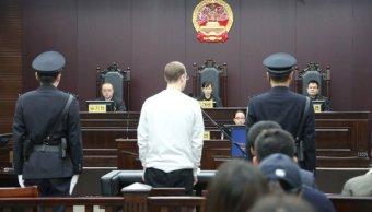 Piden clemencia para canadiense condenado a muerte en China