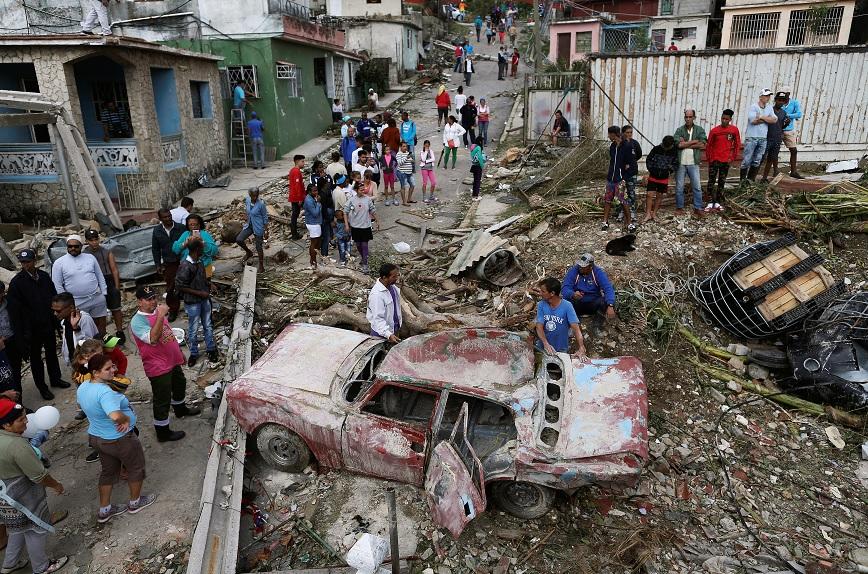 Foto: Imágenes del tornado de La Habana, Cuba, del 28 de enero del 2019