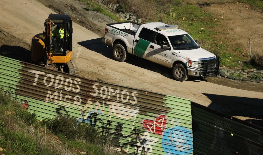Resultado de imagen para patrulla fronteriza