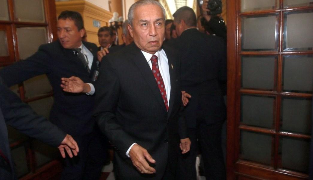 Fiscal general de Perú anuncia renuncia por caso Odebrecht