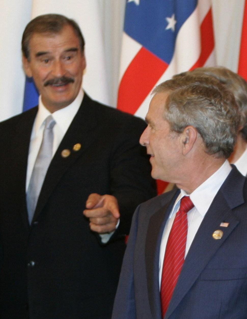 ox-bush-mexico-estados-unidos-america