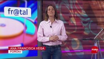 Fractal: Programa del sábado 12 de enero del 2019