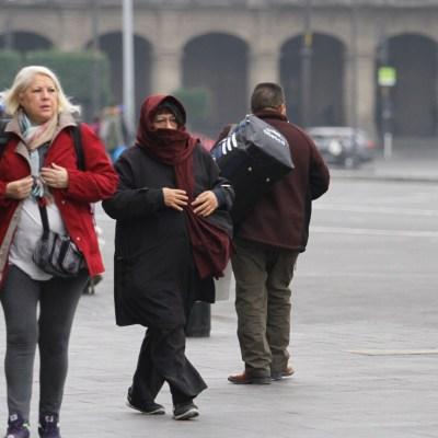 Ambiente de muy frío a gélido afectará norte, noreste y oriente de México