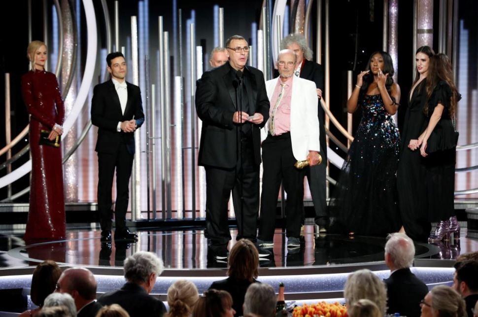 Bohemian Rhapsody gana mejor pelicula drama en Globos de Oro