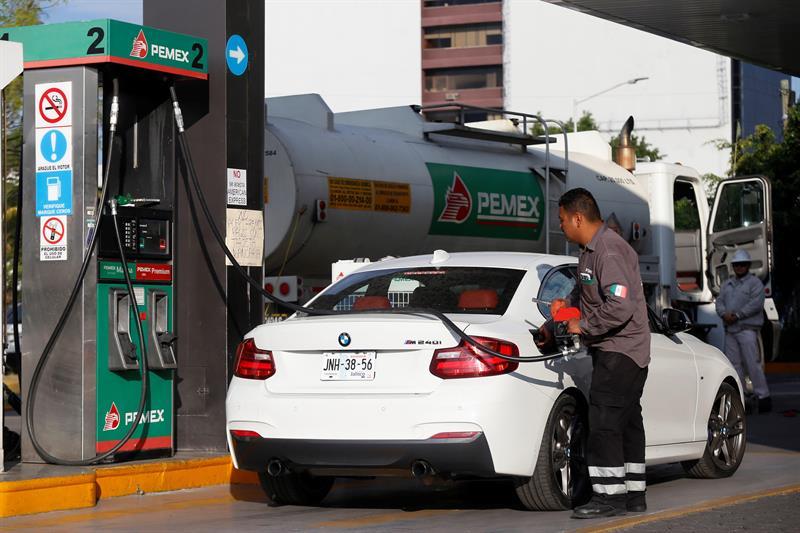 mejora distribucion combustible en gasolineras ciudad mexico