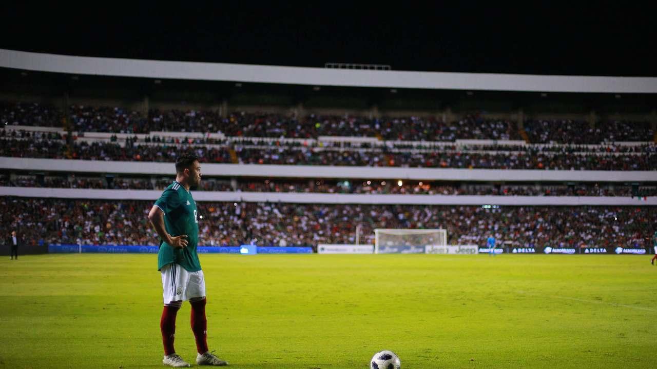 Selección Mexicana pierde contrato con el Gobierno de México