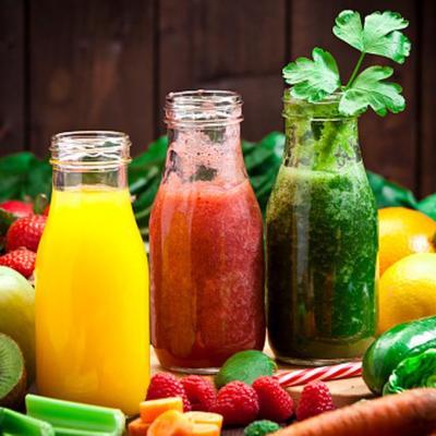 ¿Tomar jugos naturales es bueno para la salud?