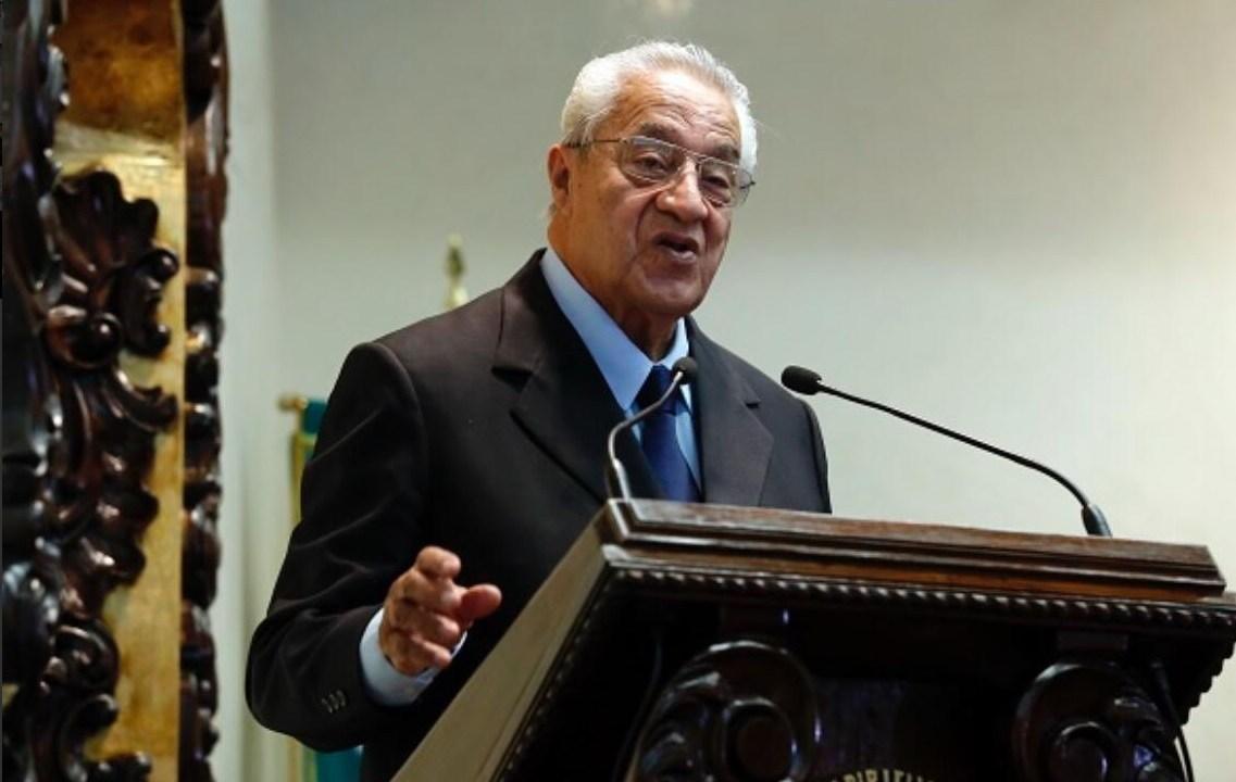 Guillermo Pacheco Pulido gobernador interino Puebla