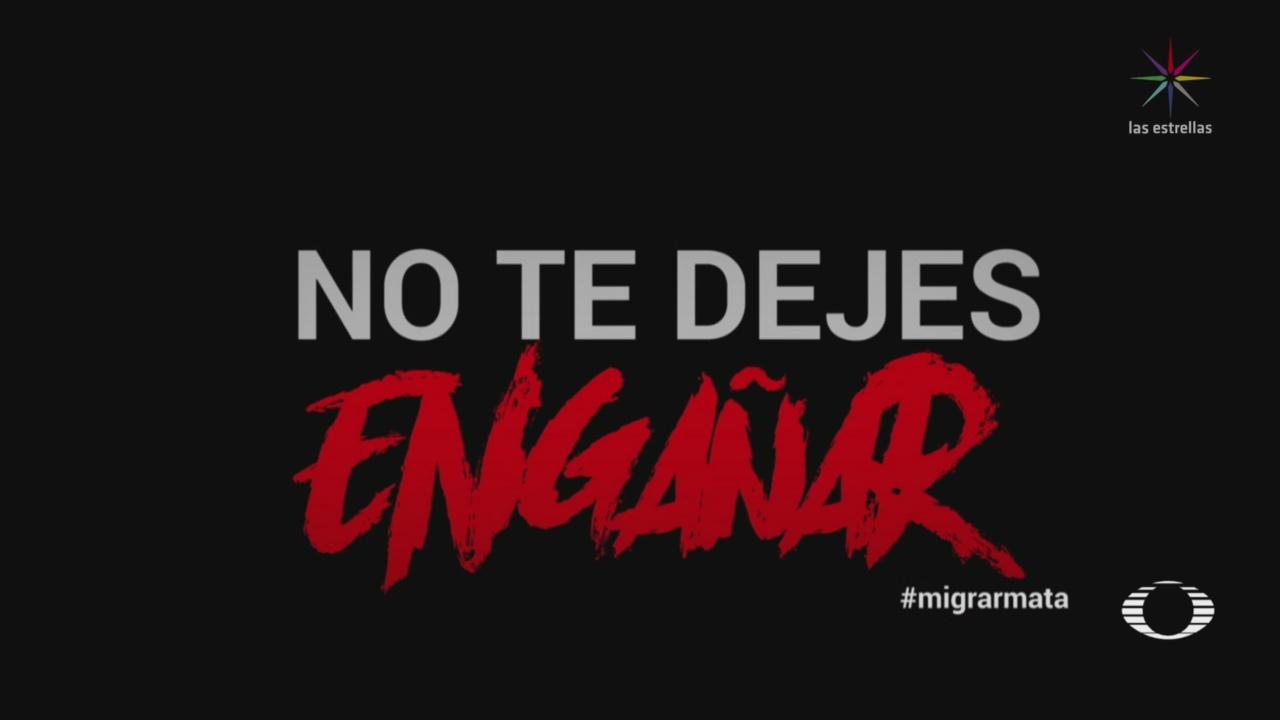 Honduras Lanza Campaña Para Disuadir Migrantes