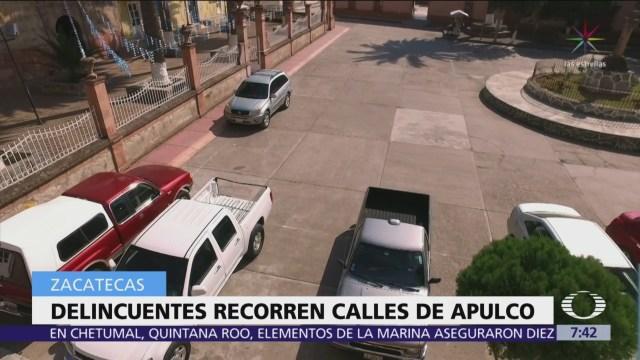 Gobierno de Zacatecas afirma que no hay municipios sin policías