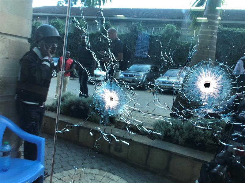 Grupo yihadista Al Shabab ataca complejo hotelero de Nairobi