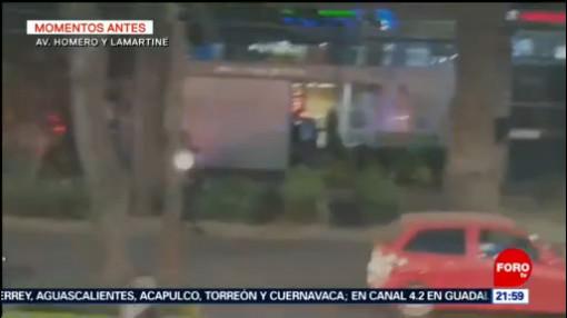 Cdmx: Policías Balean A Hombre Que No Quería Dejar Su Cuchillo