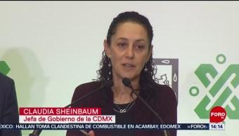 Habrá sanciones a quienes revendan combustible: Sheinbaum