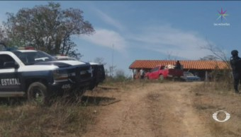 Hombres Armados Aterrorizan Comunidad Costa Grande Guerrero
