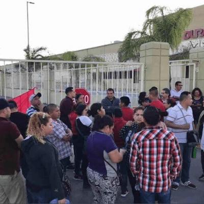 Estalla huelga en maquiladoras de Matamoros, Tamaulipas