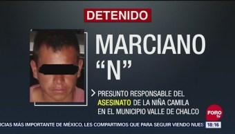 Imputan A Marciano Por Homicidio De Camila, Imputan, Marciano N, Homicidio De Camila, Niña Camila
