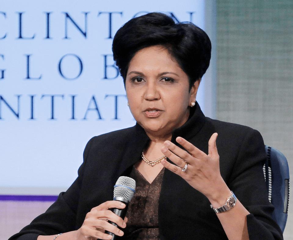Indra Nooyi podría ser presidenta del Banco Mundial. (AP, archivo)