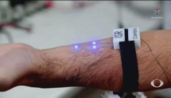 Investigadores Crean Dispositivo Contra Parkinson Y Epilepsia, Dispositivo Contra Parkinson Y Epilepsia, Investigadores De Portugal Y Estados Unidos, Tatuaje Temporal, Para Monitorear A Pacientes Con Parkinson Y Epilepsia