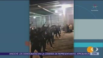 Investigan a policías municipales de Culiacán por prestar fusil a hombre