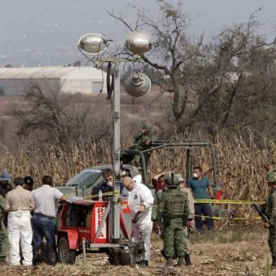 EU apoya investigación por accidente de gobernadora de Puebla