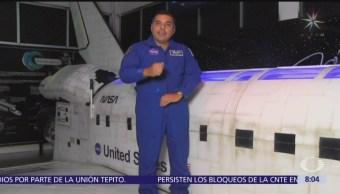 José Hernández, primer mexicano en ingresar a la NASA