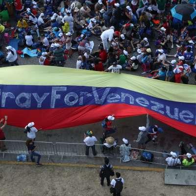 AMLO: México podría ser sede de diálogo para Venezuela