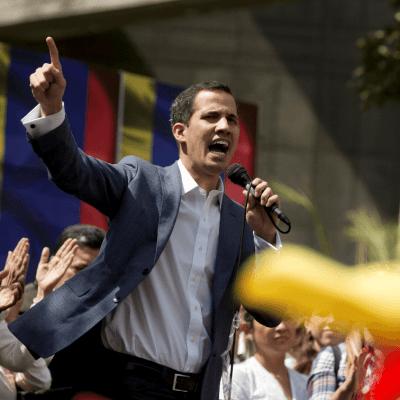 Titular de Parlamento de Venezuela pide ayuda para asumir presidencia del país