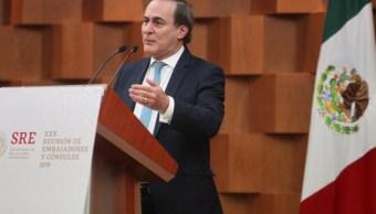 Castañón: México debe dar confianza al exterior