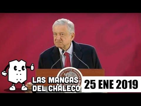 Foto: Las Mangas del Chaleco del 25 de enero de 2019