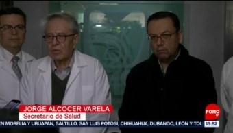 Secretario de Salud confirma cifra de 67 muertos por explosión en Hidalgo