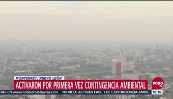 Contingencia Ambiental Por Festejos De Año Nuevo En Monterrey, Contingencia Ambiental, Festejos De Año Nuevo, Monterrey, Primera Fase De Contingencia Ambiental
