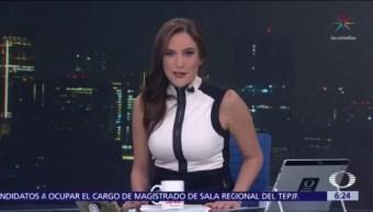 Las noticias, con Danielle Dithurbide: Programa del 15 de enero del 2019