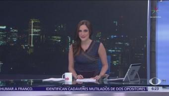 Las noticias, con Danielle Dithurbide: Programa del 23 de enero del 2019
